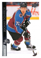 2020-21 UD Series One 46 Joonas Donskoi - Colorado Avalanche