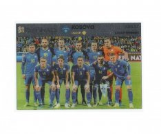 Fotbalová kartička Panini Road To Euro 2020 – Group Winners - Kosovo - UNL17