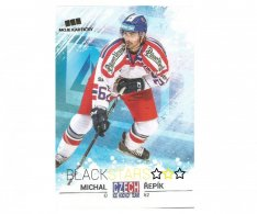 Hokejová kartička Czech Ice Hockey Team 35. Michal Řepík