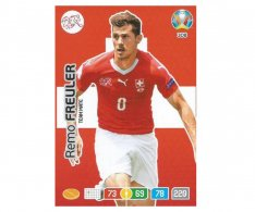 Panini Adrenalyn XL UEFA EURO 2020 Team mate 308 Remo Freuler Switzerland