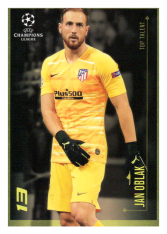 2020 Topps LM Top Talent Jan Oblak Atletico de Madrid