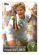 2019 Topps Tennis Hall of Fame 34 Yevgeny Kafelnikov