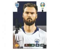 Panini Adrenalyn XL UEFA EURO 2020 Captain 165 Tim Sparv Finland