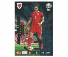 Panini Adrenalyn XL UEFA EURO 2020 Fans Favourite 373 Ashley Williams Wales