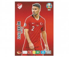 Panini Adrenalyn XL UEFA EURO 2020 Team mate 338 Zeki Celik Turkey