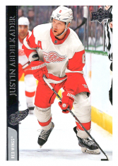 2020-21 UD Series One 64 Justin Abdelkader - Detroit Red Wings