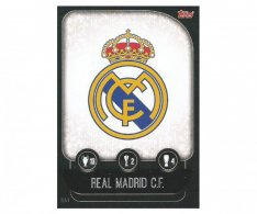 Fotbalová kartička 2019-2020  Topps Champions League Match Attax -  REA 1znak Real Madrid C.F.