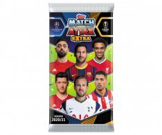 2020-21 Topps Match Attax Extra Champions League