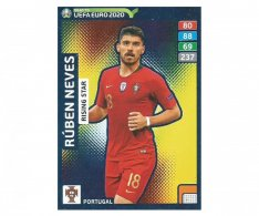 Fotbalová kartička Panini Adrenalyn XL Road to EURO 2020 -  Rising Star - Ruben Neves - 291