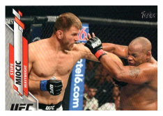 2020 Topps UFC 71 Stipe Miocic - Heavyweight