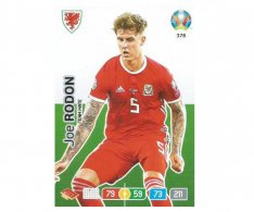 Panini Adrenalyn XL UEFA EURO 2020 Team mate 378 Joe Rodon Wales