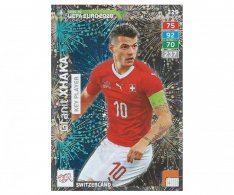 Fotbalová kartička Panini Adrenalyn XL Road to EURO 2020 - Key Player - Granit Xhaka - 329
