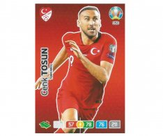 Panini Adrenalyn XL UEFA EURO 2020 Team mate 350 Cenk Tosun Turkey