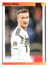 2018-19 Panini Donruss Soccer 1989 Tribute  DT-15 Marco Reus - Germany