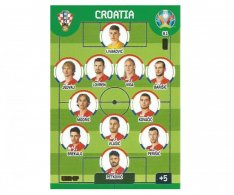 Panini Adrenalyn XL UEFA EURO 2020 Line Up 81 Croatia