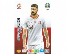 Panini Adrenalyn XL UEFA EURO 2020 Team mate 256 Mateusz Klich Poland