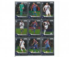 2019-20 Panini Prizm Premier League Týmový set Crystal Palace15 karet