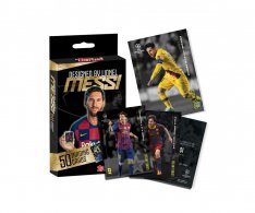 2020 Topps Designed by Lionel Messi  Box